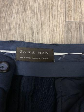 Брюки мужские Zara зауженные