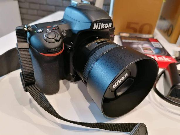 Nikon d750 +obiektyw