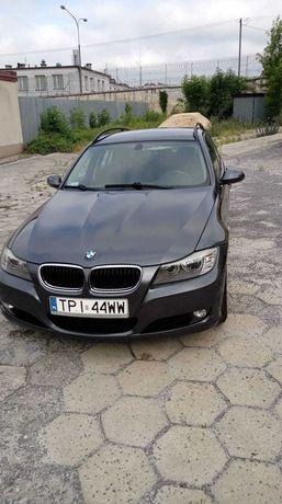 BMW E91 2.0 d 2006 rok 150km przebieg 311 tysięcy kombi