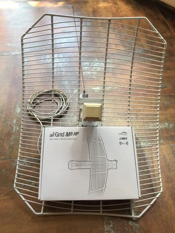 Интернет антена airGrid M5 HP