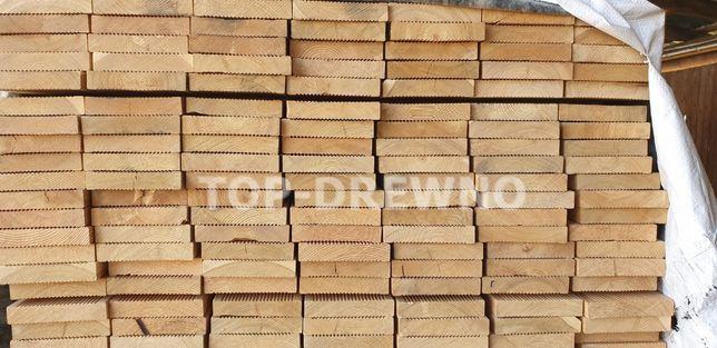 !Deski tarasowe - MODRZEW SYBERYJSKI - 27 x 140 różne długości TANIO !