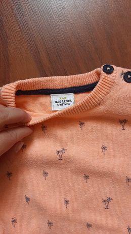 Sweterek TAPE A L'OEIL