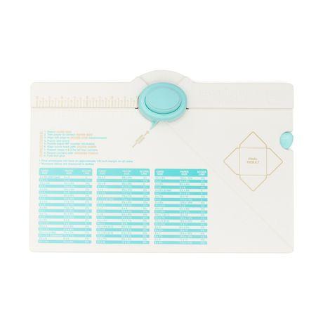 Дошка для створення конвертів. Б/у. We R Memory Keepers