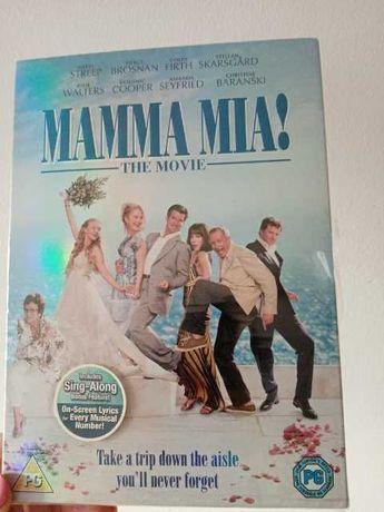Mama Mia DVD folia wydanie agnielskie
