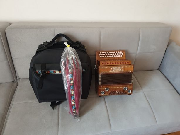 Akordeon Heligonka Ora