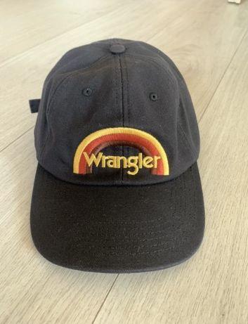 Czapka z daszkiem WRANGLER rainbow cap
