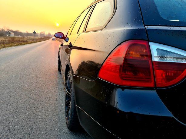 BMW E91 318d 122KM 2006r bezwypadkowy