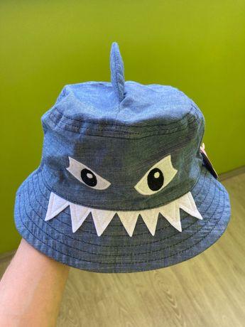 Нова дитяча панамка з акулою Wonder nation