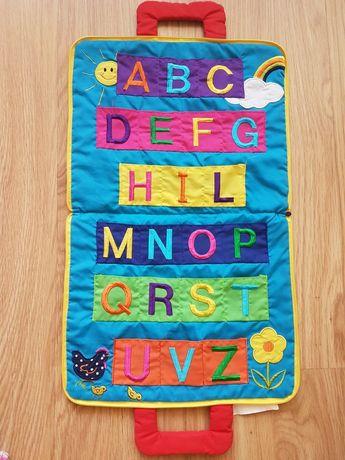 PORTES GRÁTIS - Saco para Aprender Alfabeto