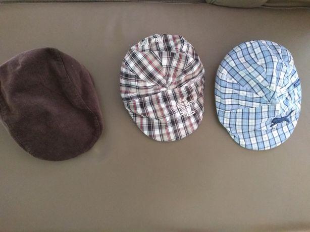 czapka kaszkiet rozm.54 ( 3-6 lat)