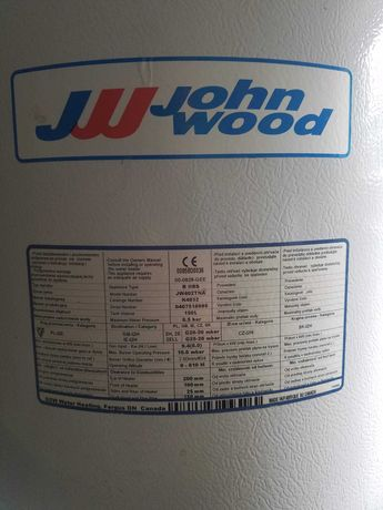 Bojler gazowy 150L John Wood