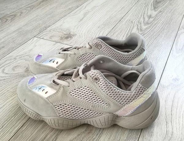 Trampki sneakersy jesień zima
