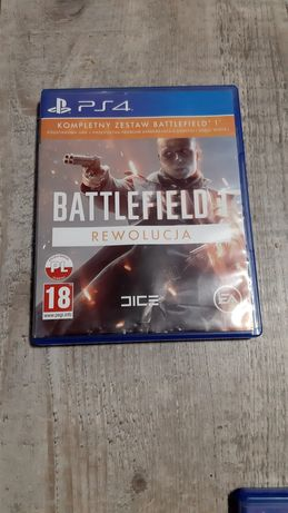 Gra Battlefield PS4