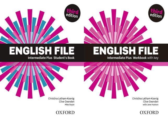 English File 3-rd edition Intermediate Plus