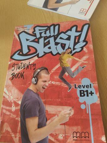 Зошити для вивчення англійської мови Full Blust level B1+