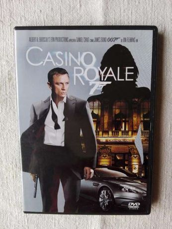 Casino Royale film DVD