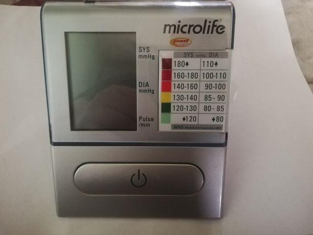 Ciśnieniomierz renomowanej firmy Microlife