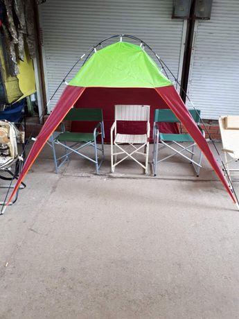 Пляжная палатка (тент от солнца) опт и розница