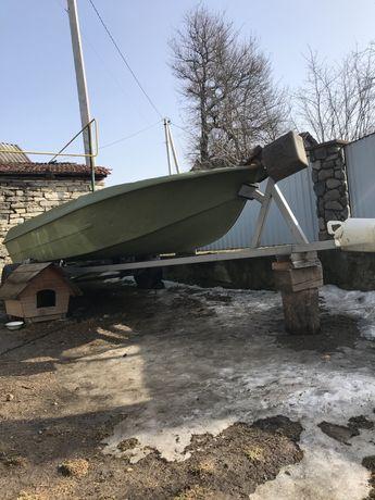 Лодка кримка