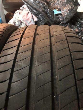 Opony Michelin Primacy 3 215/55/r17 używane 1417 2 szt.