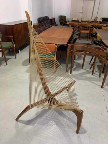 NOVIDADES   Poltrona Jorgen Hovelskov mod. Harp Chair