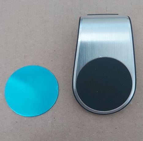 Samochodowy uchwyt na telefon magnetyczny na kratkę nawiewu (poziomą)