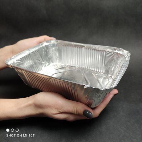 Одноразова упаковка для їжі та напоїв. Упаковка для суші. Ланч бокси