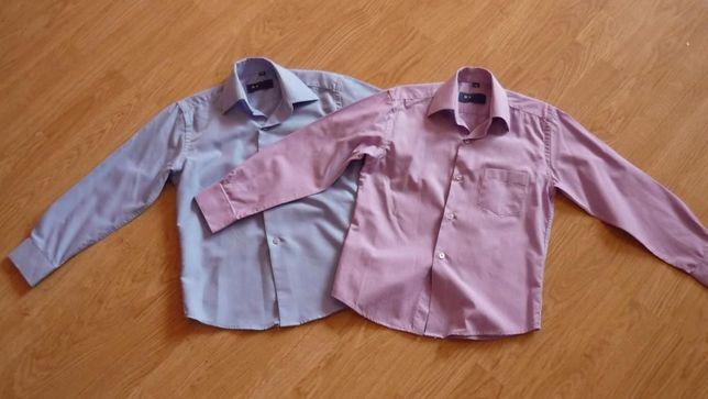 школьная рубашка для мальчика BAGIN(Польша)