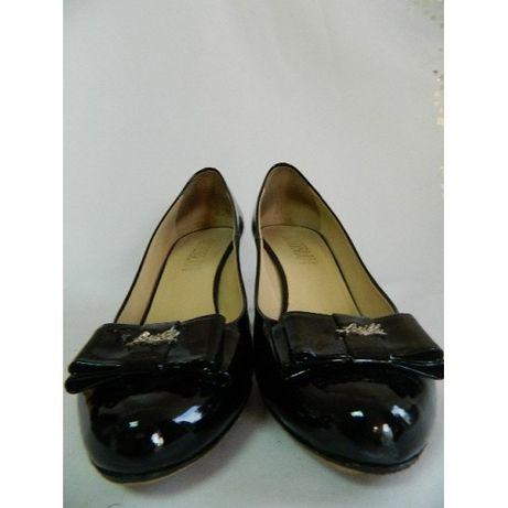 Туфли женские кожаные лакированные Loriblu
