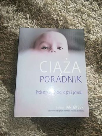 "Książka ""Ciąża poradnik"""