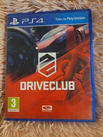 Driveclub gra na ps4
