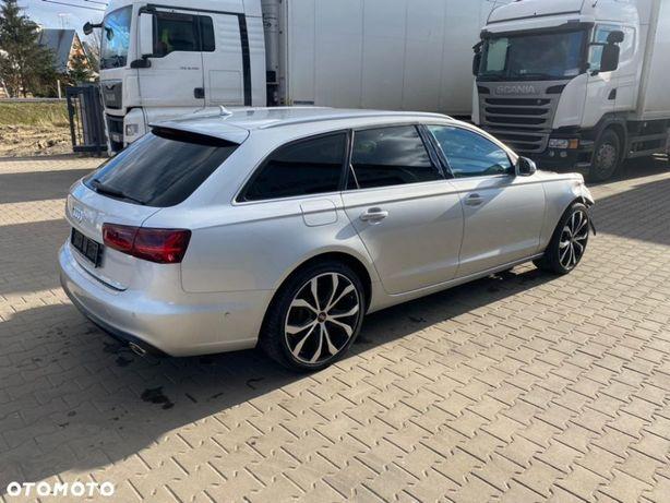 Audi A6 Serwisowana, bogate wyposażenie