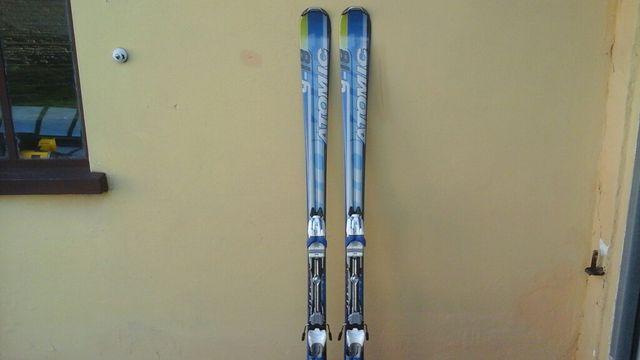 Narty ATOMIC - 9 -18 170 cm