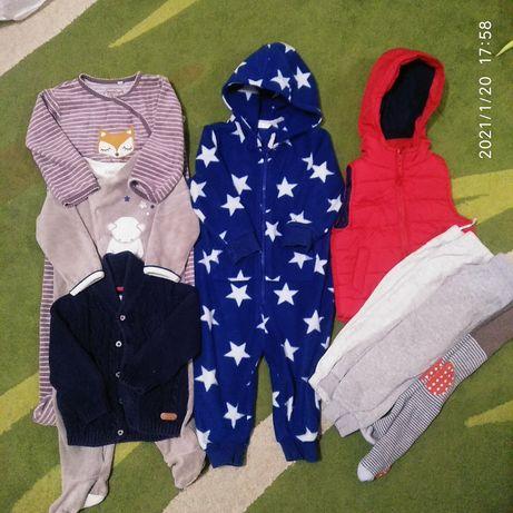 Пакет речей/одягу для хлопчика/дівчинки зріст 80-92 см/пакет вещей