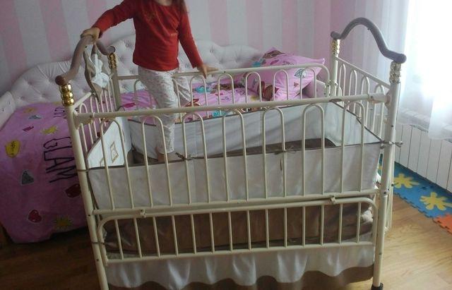 Ліжечко, ліжко дитяче, кровать детская