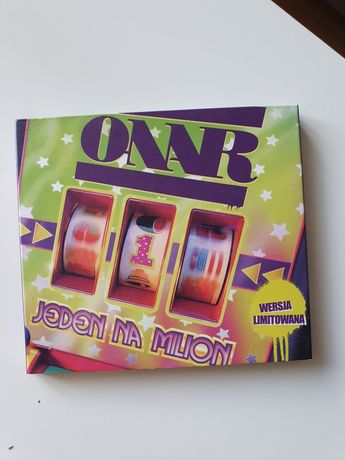 Płyta Onar Jeden na milion CD