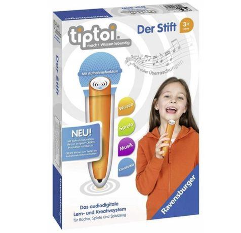 Nowy J.Niemiecki TIPTOI Długopis interaktywny 00801