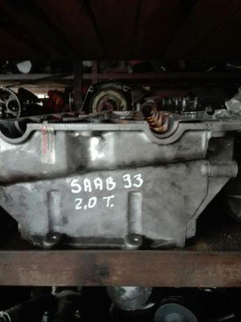 Saab 9-3 2.0T głowica