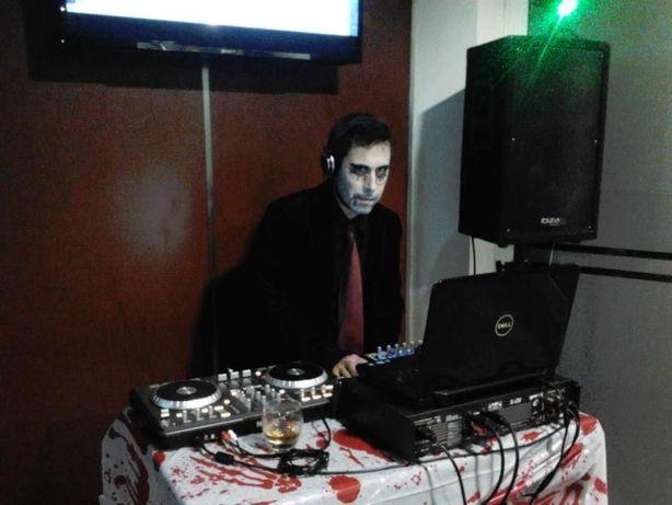 DJ, animação de festas, Karaoke, insufláveis...