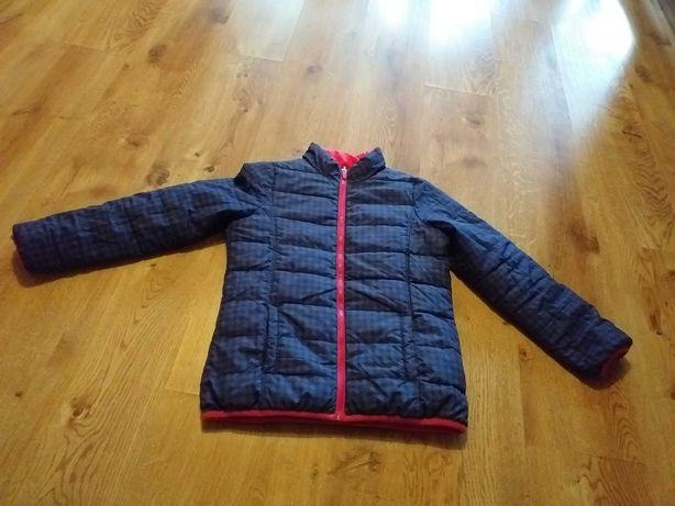 Sprzedam kurtkę  dla dziewczynki rozmiar 140.