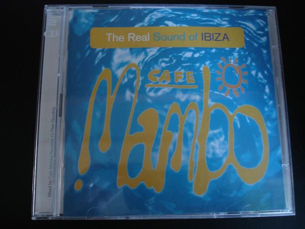 CD Duplo [ Cafe Mambo: The Real Sound of Ibiza ]