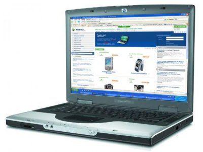 Разборка ноутбук HP Compaq nx7010, nx7000