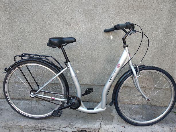 Велосипед из Германии Vortex. Планетарка Shimano Nexus 3