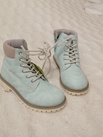 Sprzedam buty trekkingowe 4F rozmiar 30