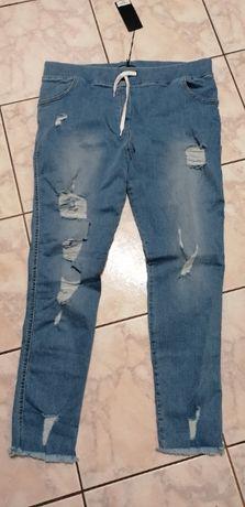 Spodnie roz 48- 52