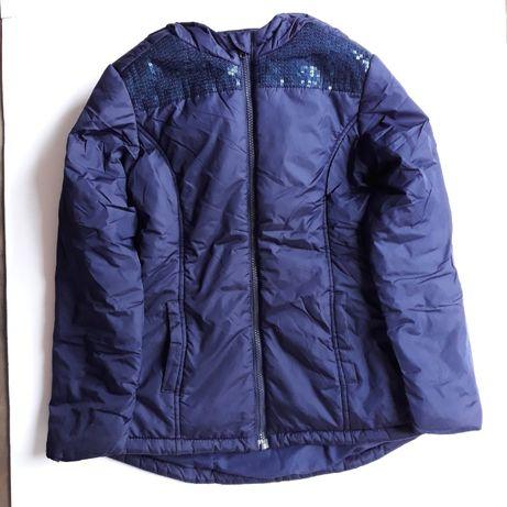 Нарядная демисезонная куртка GYMBOREE с паетками