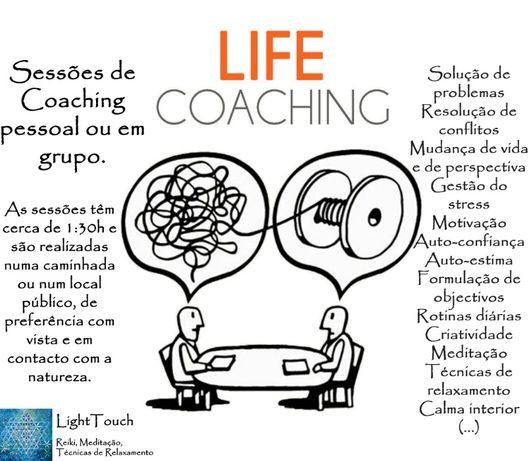 Coach/Treinador Pessoal