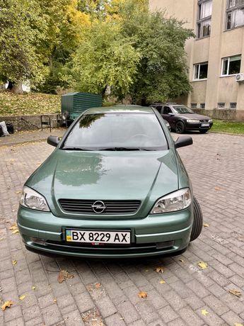 Opel Astra один власник