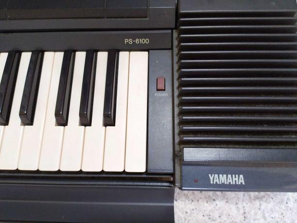 Yamaha órgão musical sem transformador
