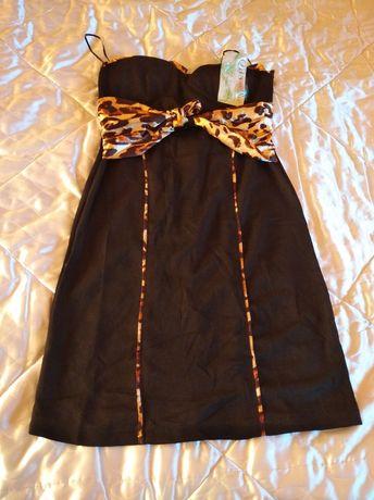 Нежное красивое платье